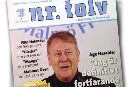 Sveriges bästa supportertidning – nytt nummer!