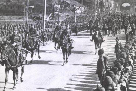 Invasion Peking