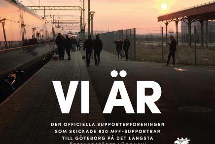 VI ÄR MFF SUPPORT #3