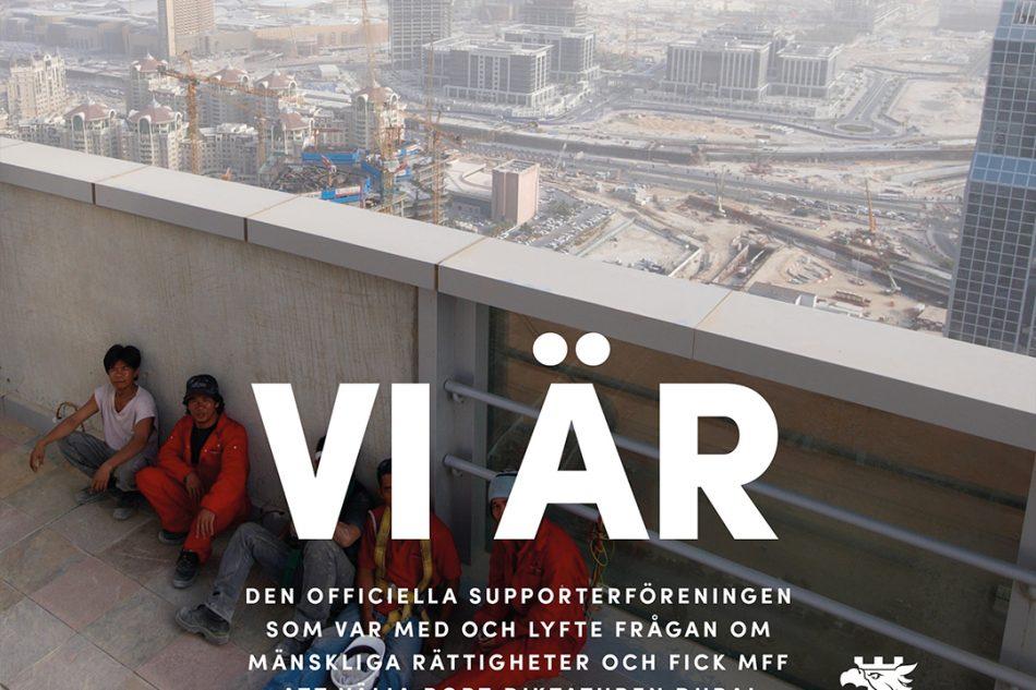 VI ÄR MFF SUPPORT #6