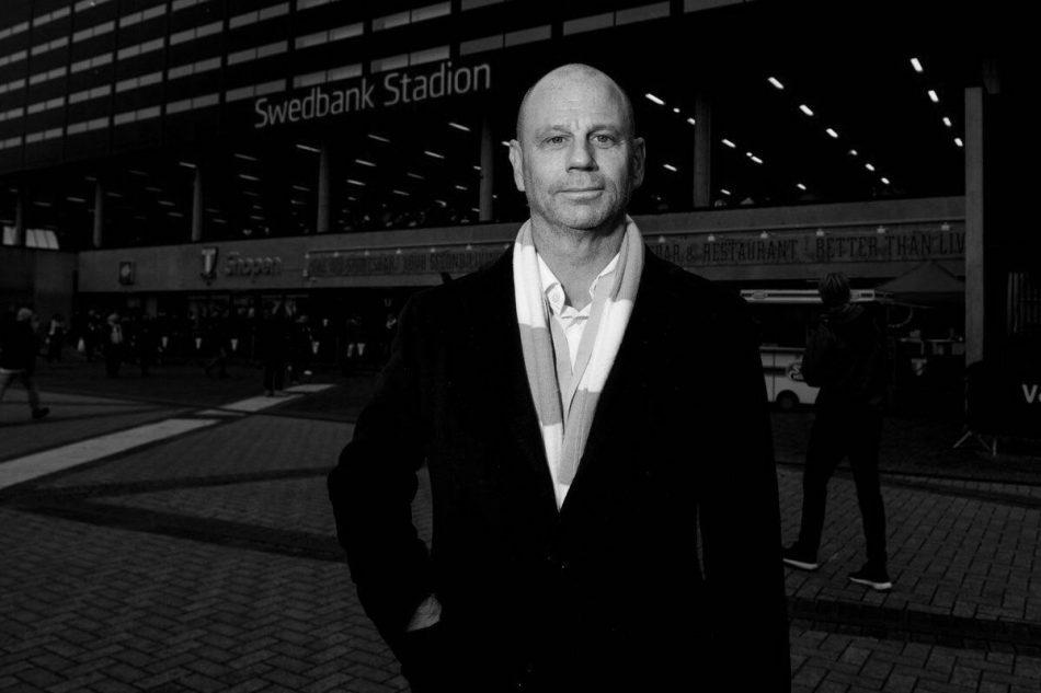 MFF-familjen i sorg efter Håkan Jeppssons tragiska bortgång