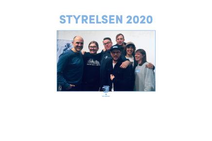 Styrelsen 2020 + info från årsmötet