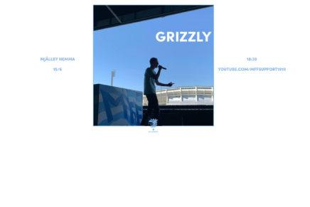 Premiärförfest Mjällby hemma: Grizzly